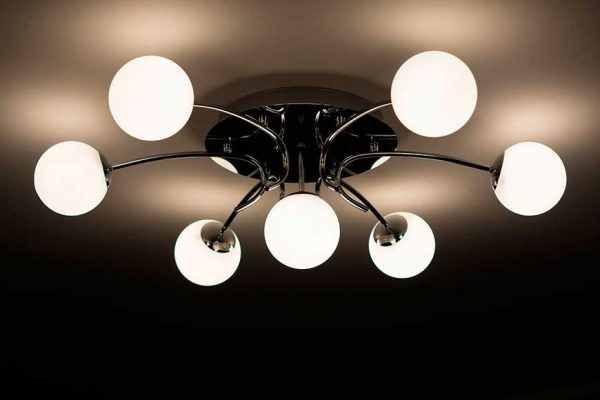 Light Fitting Installation