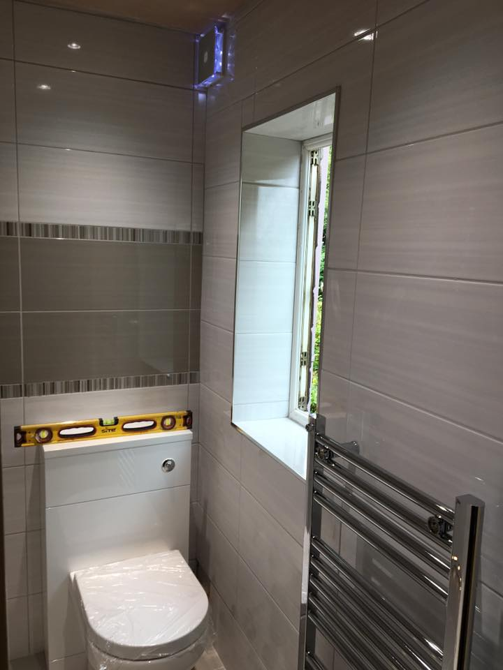 Domestic bathroom led lighting and underfloor heating - How do heated bathroom floors work ...