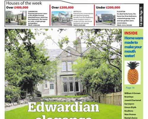 Huddersfield Examiner Feature
